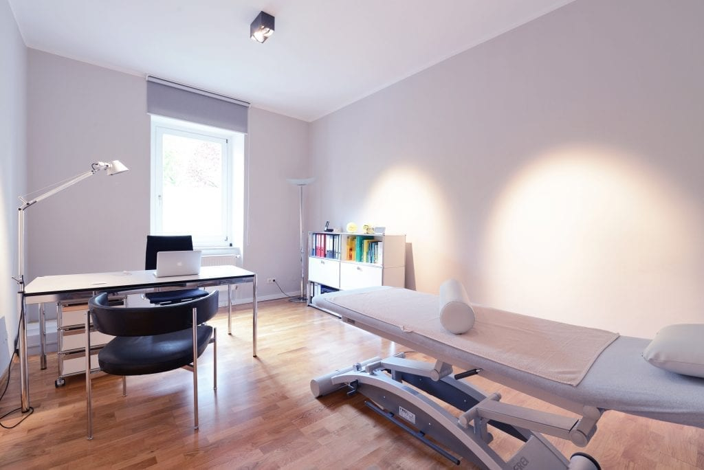 Manuelle Therapie - Physiotherapie München Haidhausen Curehealth